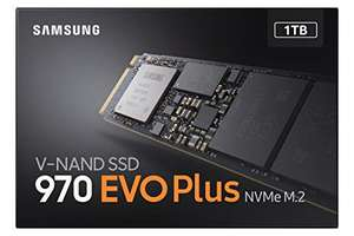 Samsung SSD 970 EVO Plus 1TB, M.2 für € 184,79