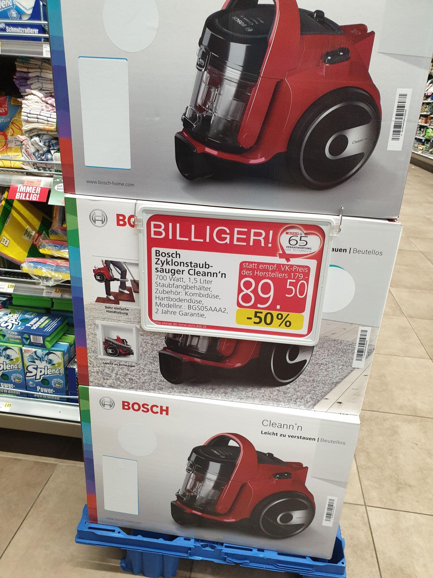 Bosch Zyklonstaubsauger