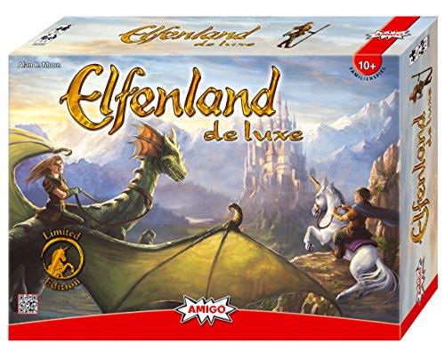 """Gesellschaftsspiel """"Elfenland de Luxe"""""""
