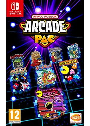 [Base] Namco Museum Arcade Pac für Nintendo Switch