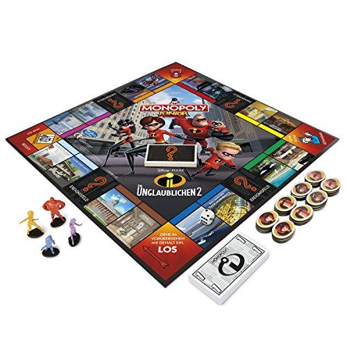 Preisjäger Junior: Monopoly Junior - Die Unglaublichen 2