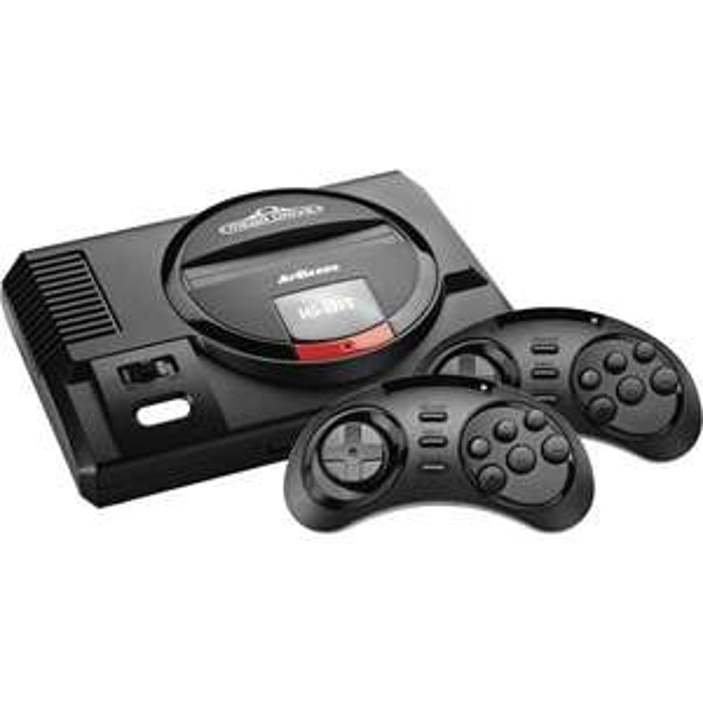 [Conrad Filalen] SEGA Megadrive Flashback HD Retro Konsole inkl. 2 Wireless Controller + 82  Spiele (Bestpreis)