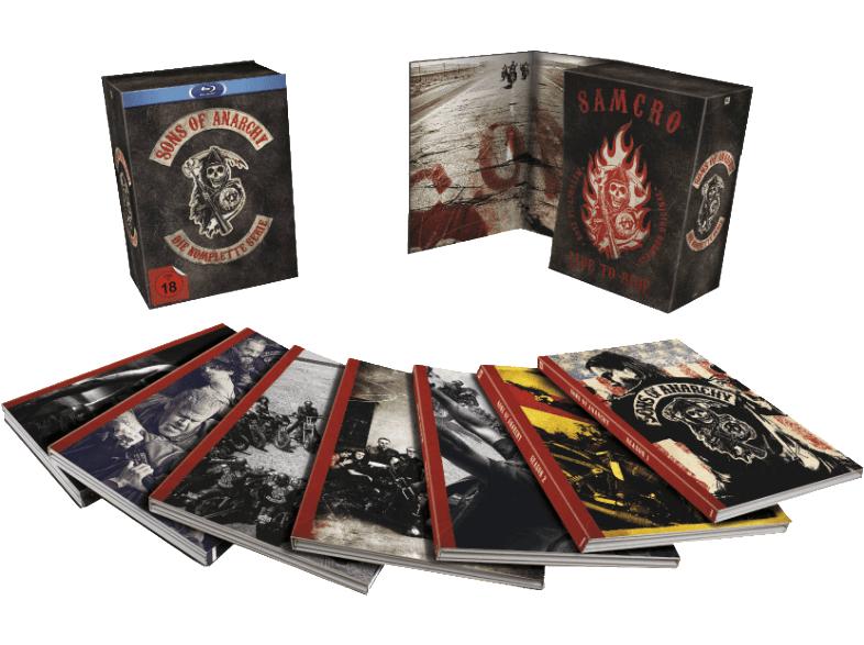 [Saturn.at] Sons of Anarchy Komplettbox Blu-ray zum Bestpreis