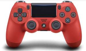 Sony DualShock 4 2.0 Controller wireless magma red + Horizon: Zero Dawn - Complete Edition