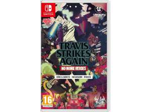 [Saturn] Travis Strikes Again: No More Heroes für Nintendo Switch