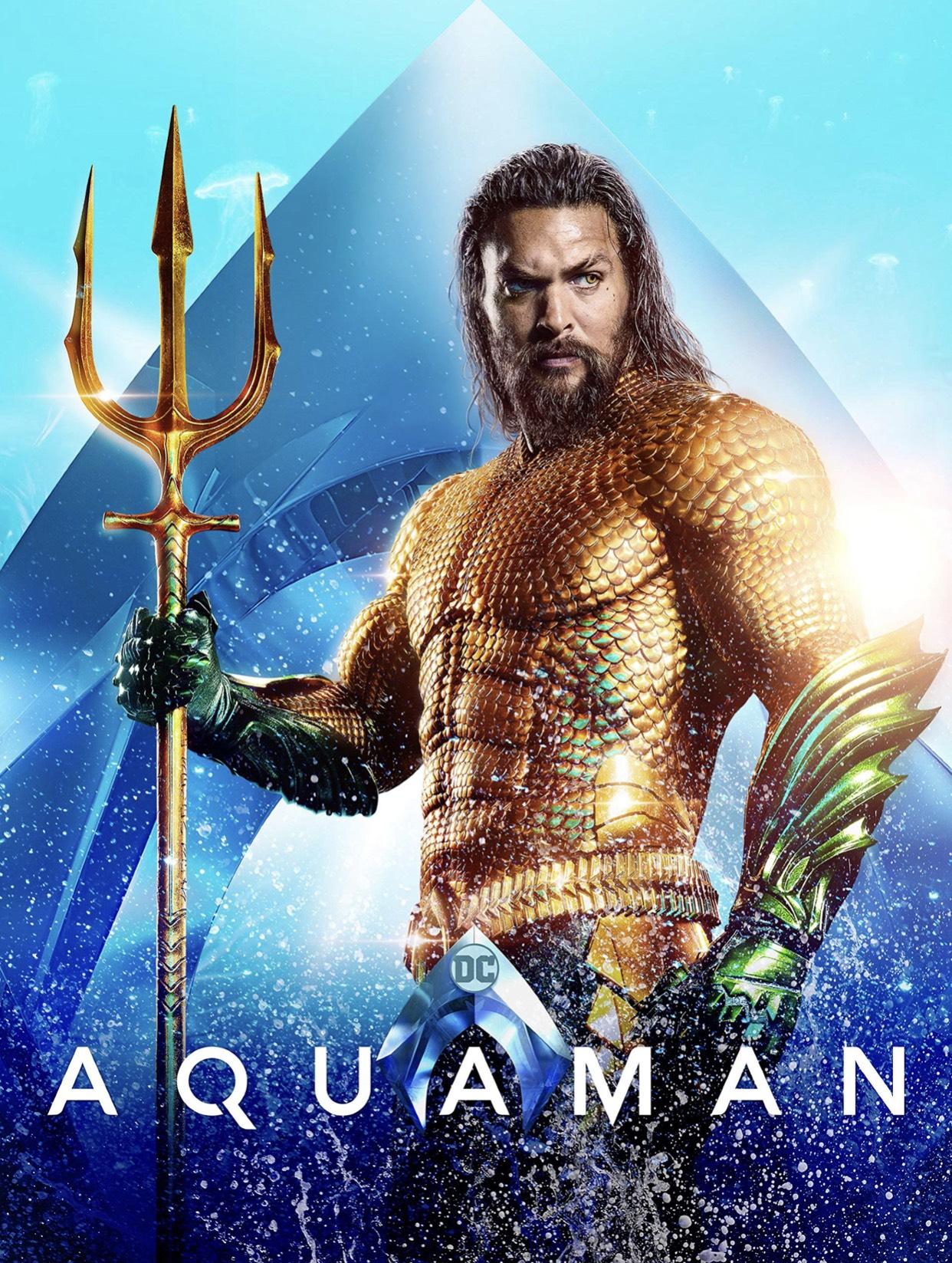 Aquaman zum Leihen in HD+