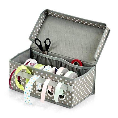 [Amazon] Zeller Geschenkband-Box, Polyester