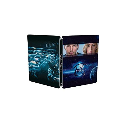 [Amazon] Passengers - Steelbook [Blu-ray]
