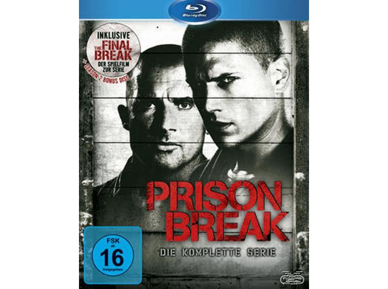 [Saturn.at] Prison Break – Complete Box Thriller Blu-ray