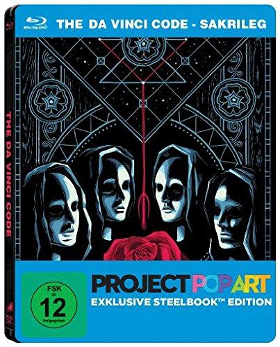 [Amazon] Da Vinci Code - Sakrileg - Steelbook