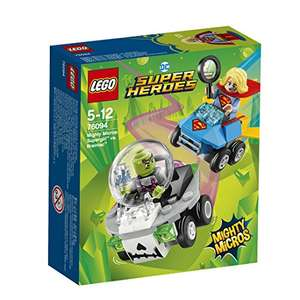 LEGO DC Universe Super Heroes - Mighty Micros Supergirl vs. Brainiac (76094)