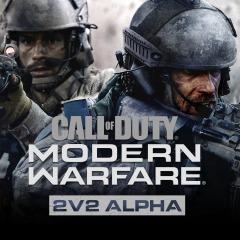 Call of Duty Modern Warfare 2v2 Alpha Test ab dem 23. August auf der PlayStation 4