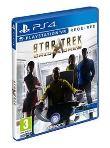 Star Trek Bridge Crew - Playstation VR
