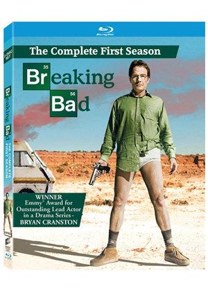 [Base] Breaking Bad Staffel 1 Blu Ray UK Version mit dt. Tonspur