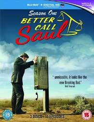 [Base] Better Call Saul Staffel 1 Blu Ray UK Version mit dt. Tonspur