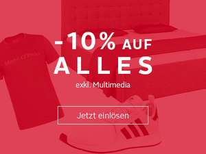 ottoversand.at -10% auf fast ALLES (exkl. Multimedia)