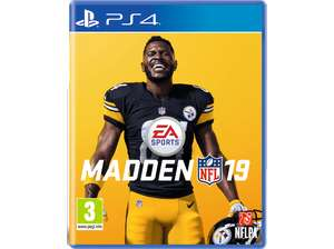 EA Sports Madden NFL 19 (PS4 & Xbox)