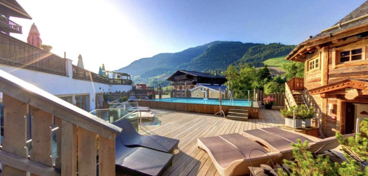 Luxusurlaub im 5*S The Alpine Palace in Saalbach-Hinterglemm 1 Nacht für 2 Personen
