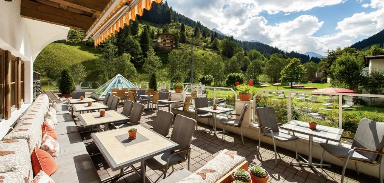 4* Sport Vital Hotel Central Aktivurlaub ab 139€ für zwei Personen und eine Übernachtung