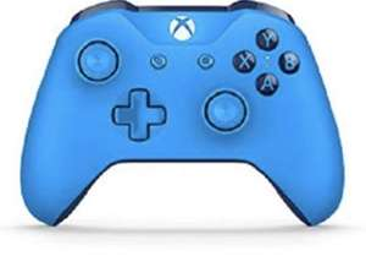 Microsoft Xbox Wireless Controller, Blau (Schnell sein)