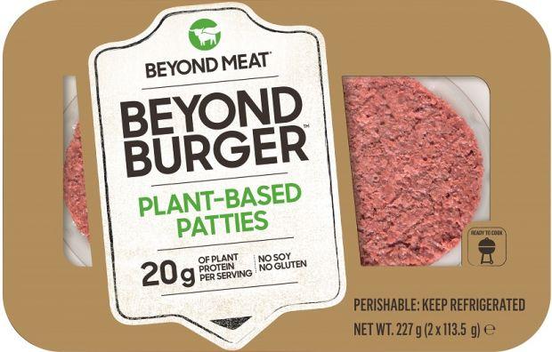 Neuheit: BEYOND MEAT bei Billa!!