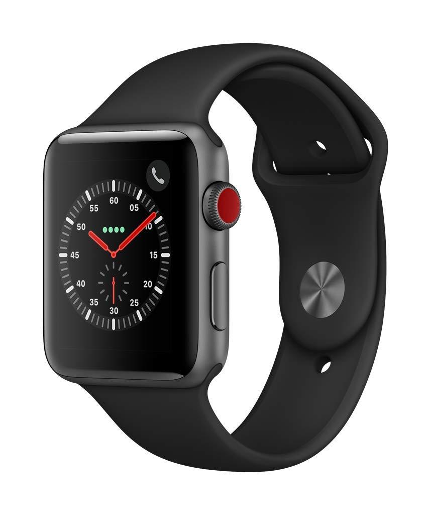 Apple Watch Series 3 (42mm, Aluminium, GPS + Cellular)