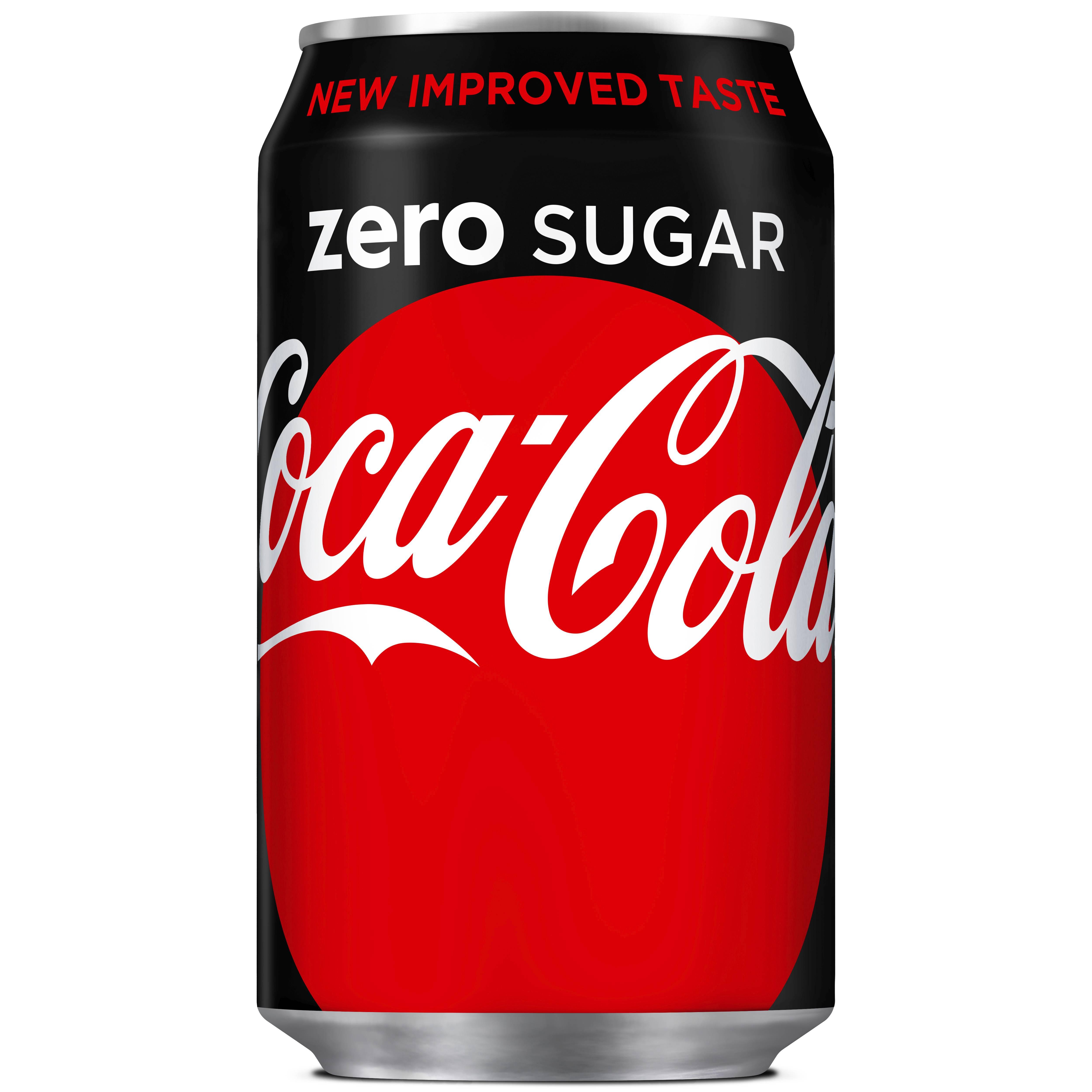 Gratis Coke Zero auf der Favoritenstraße