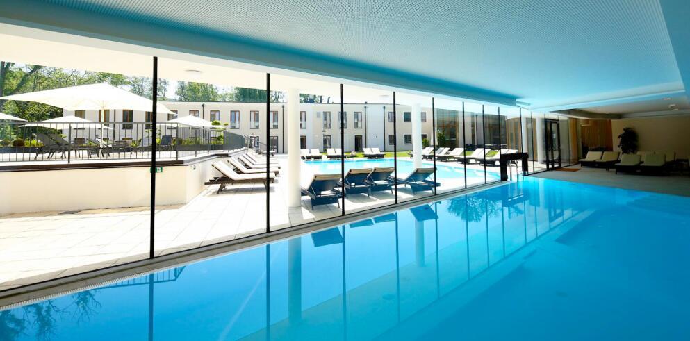 4 Sterne Hotel Schlosspark Mauerbach 2 Personen / 2 Nächte (Frühstücksbuffett, 6-Gänge-Abendessen, Wellnessbereich)