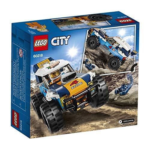 LEGO City - Wüsten-Rennwagen (60218)
