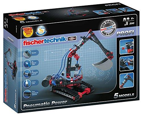 fischertechnik - 533874 PROFI Pneumatic Power, Konstruktionsbaukasten