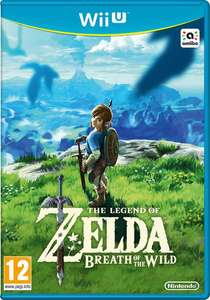 The Legend of Zelda: Breath of the Wild (Nintendo Wii U)