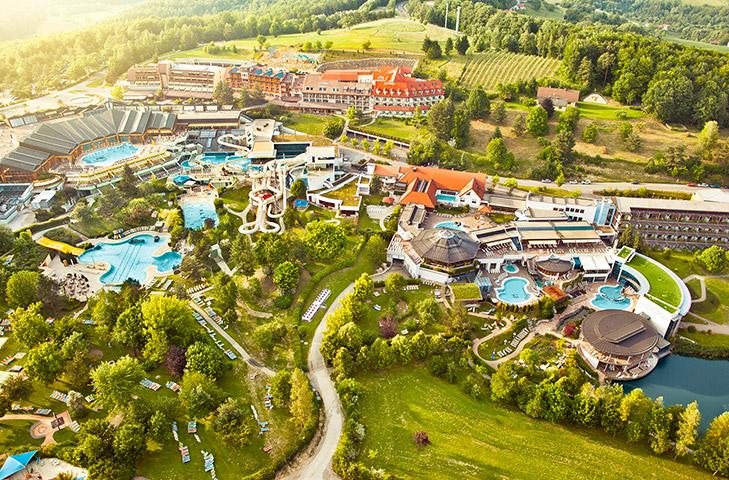 Kurzurlaub (AT) - Wellness: 4* Das Sonnreich Thermenhotel Loipersdorf - 49,50€ pro Person/Nacht im DZ mit Frühstück