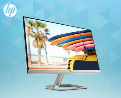 "Monitor: HP 24fw, 23.8"" - HOFER"