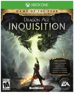 Dragon Age Inquisition GOTY