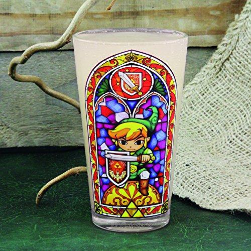 [Amazon] Nintendo The Legend of Zelda Glas Link, Standard, 14.5x9.2x9.2 cm