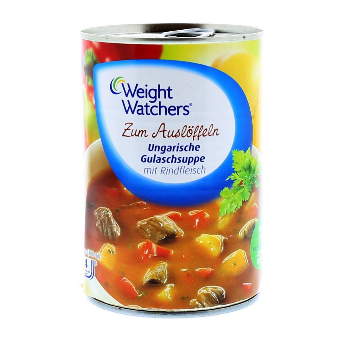 Weight watcher Suppen bei billa - 50%