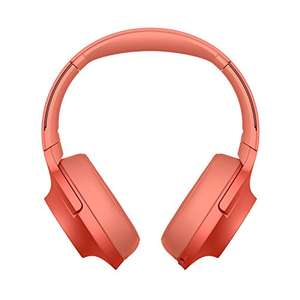 Sony WH-H900N High-Resolution Wireless Kopfhörer, Noise Cancelling, rot