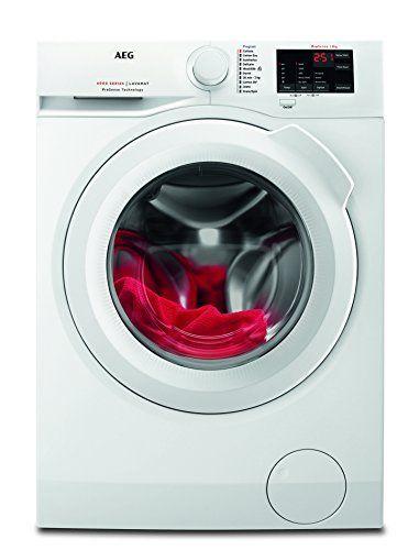 AEG Waschmaschine L6FB54680 (A+++, 8kg, 1600U/min, Kindersicherung, Aquastop)