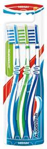 [Amazon] 36 Stück Aquafresh Zahnbürste Interdental Bürsten (12x3erPack)