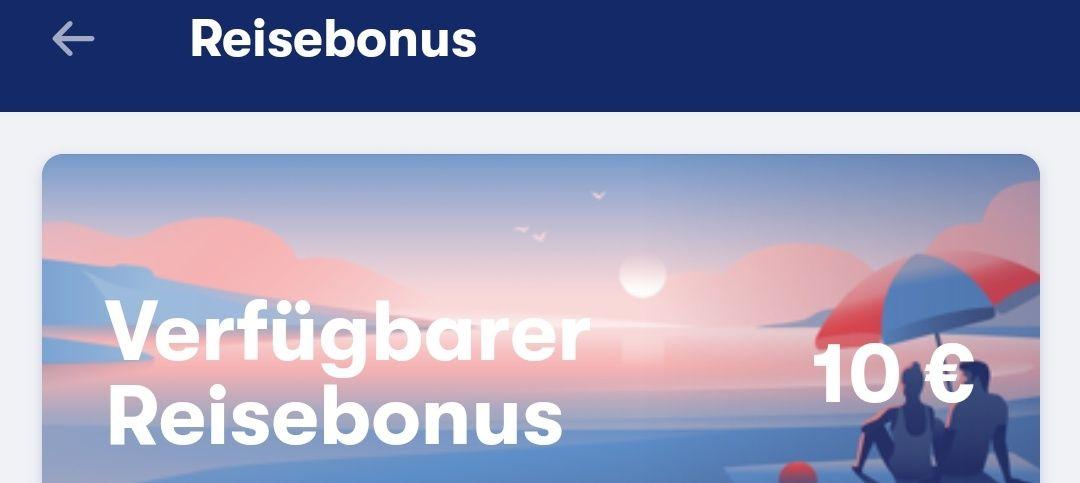 10€ Rabatt auf Reiseticketbuchungen