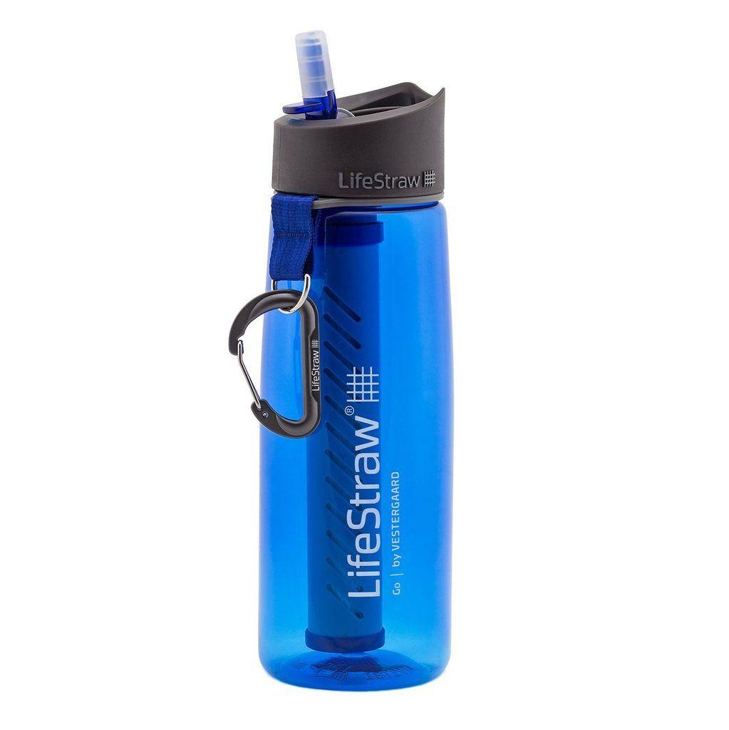 LifeStraw® Go - Wasserflasche mit Trinkwasserfilter