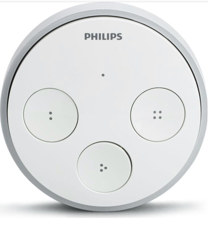 Philips Hue Tap Fernbedienung mit 4 Schaltern