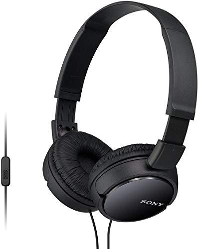 Sony MDR-ZY110AP Bügelkopfhörer mit Headsetfunktion