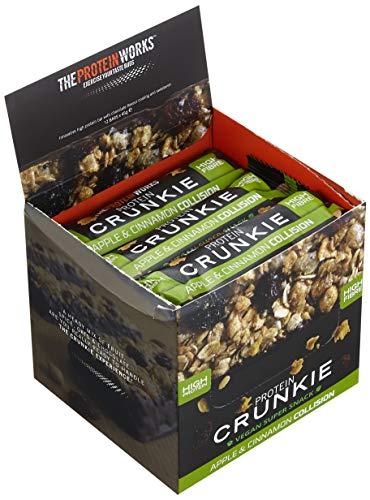 """12x Protein Cookies """"Apfel-Zimt-Strudel"""""""