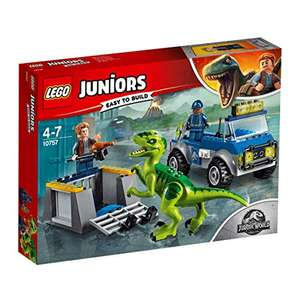 LEGO Juniors - Raptoren Rettungstransporter (10757)