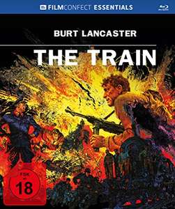The Train - Mediabook + Original Kinoplakat Blu Ray