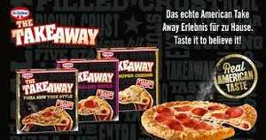 Merkur Abverkauf: Take Away TK Pizza