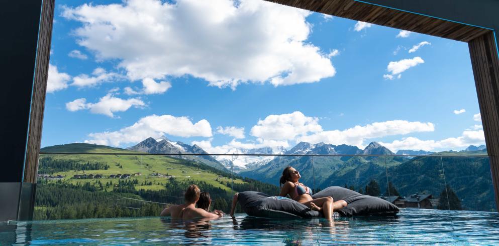 Das Alpenwelt Resort - 4 Sterne Hotel mit Spa und Alpenpanorama  (2 Personen / 2 Nächte)