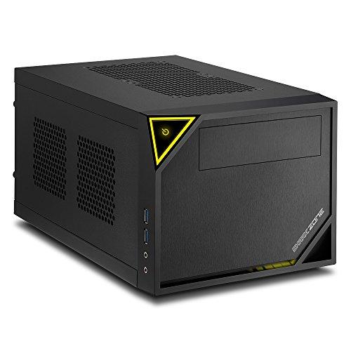 "Sharkoon C10  Mini-ITX Gehäuse [""Bestpreis""]"