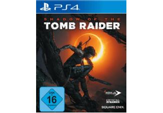 [Mediamarkt] Shadow of the Tomb Raider - Sony PlayStation 4 um 7,-€
